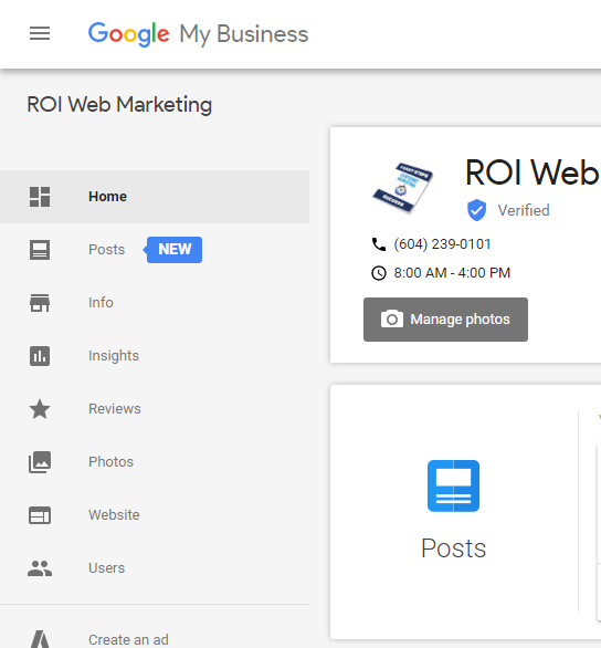 Displaying items by tag: how to post on google my business   ROI Web
