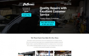 J.B. McDermott's Collision & Repair