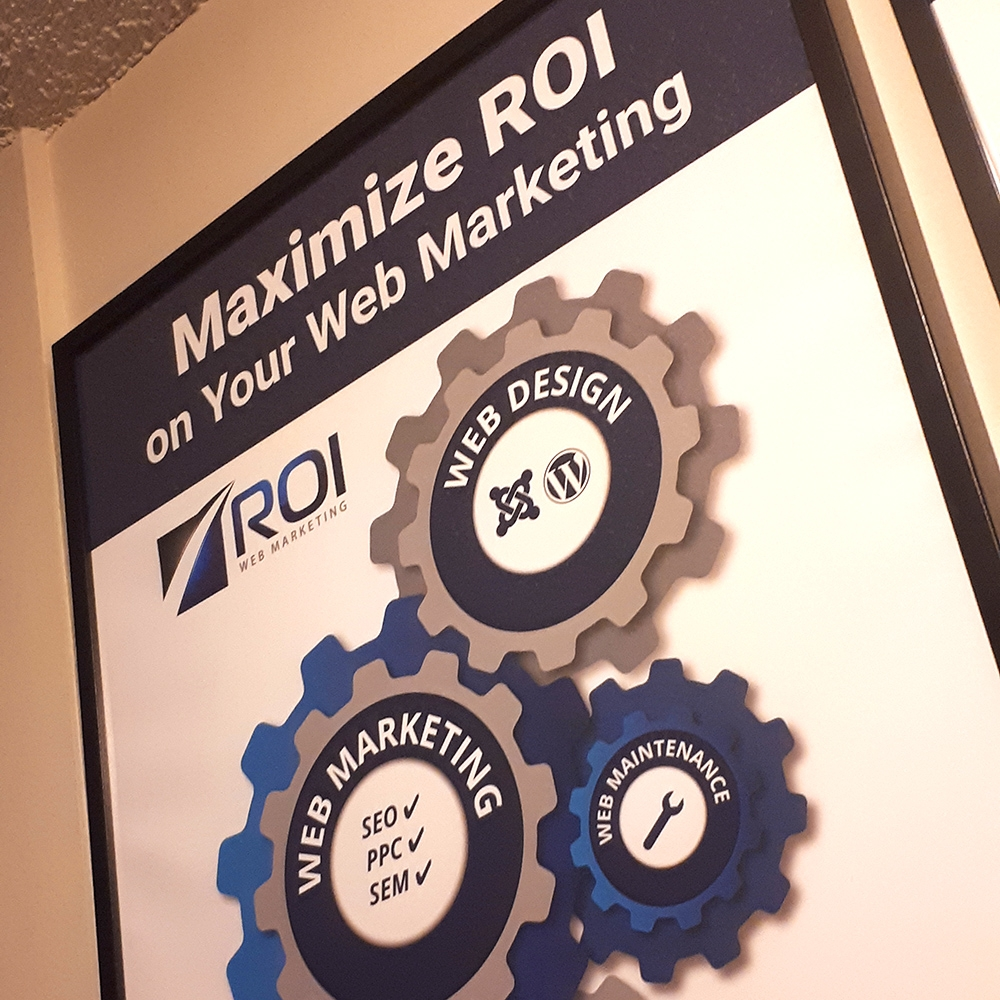 Why ROI Web Marketing?