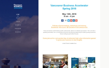 Vancouver Business Accelerator